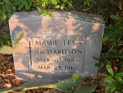 Mamie Lela Richardson