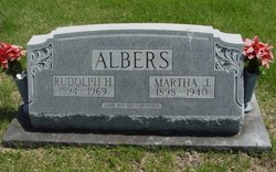 Rudolph H. Albers