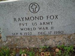 Raymond Martin Fox, Jr