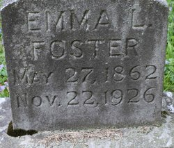 Emma Lincoln <I>Stambaugh</I> Foster