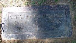 """George Robert """"Tookie"""" Lipsmeyer"""