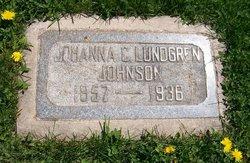 Johanna C <I>Lundgren</I> Johnson