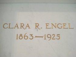 Clara R <I>Morton</I> Engel