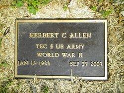 Herbert Charles Allen