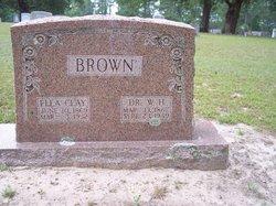 """Dr William H. """"Willie"""" Brown"""