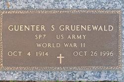 Guenter S Gruenewald