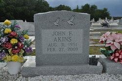 John Floyd Akins