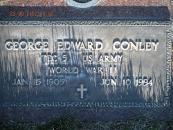 George Edward Conley