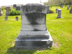 Esther Adeline <I>Bennett</I> Baldwin