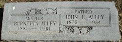 John Franklin Alley
