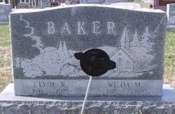 Wilda M. <I>Warren</I> Baker