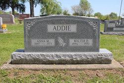 Walter Robert Addie