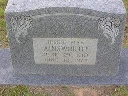 Jessie Mae <I>Graham</I> Ainsworth