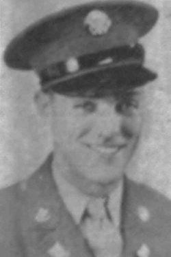 Pvt Earl W Blickhahn