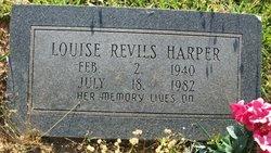 Louise <I>Revils</I> Harper