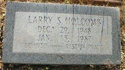 Larry S Holcomb
