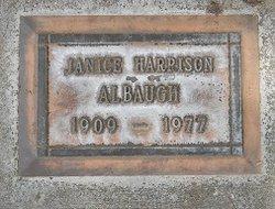 Janice Harrison Albaugh