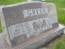 Harold Greek