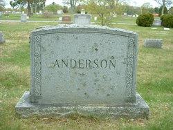Julia <I>Pierce</I> Anderson