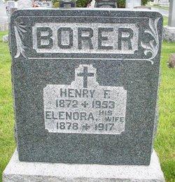 Elenora J <I>Ochs</I> Borer