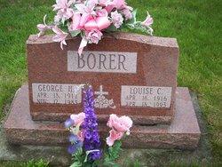 Louise C <I>Hohman</I> Borer