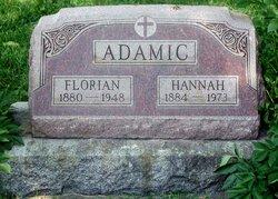 Johana <I>Sajovic</I> Adamic
