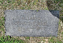 Donald E. Mabe
