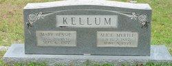 Alice Myrtle Kellum
