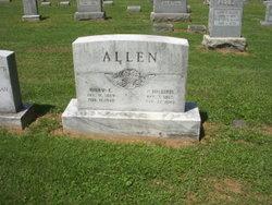 Mary Eleanor <I>Glackin</I> Allen