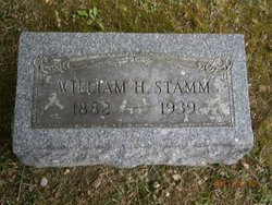 William H Stamm
