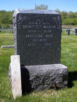 Matilda <I>Vail</I> Noxon