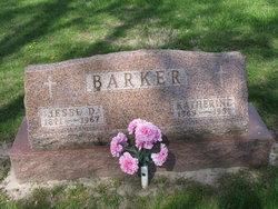 Katherine <I>O'Neill</I> Barker