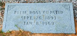 Ellie Mae <I>Ross</I> Cupstid