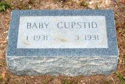 Baby Girl Cupstid