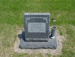 H. Davis Holmes