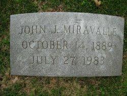 John J Miravalle