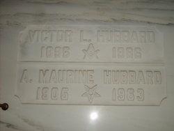 A Maurine Hubbard