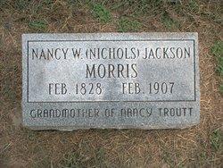 Nancy W <I>Nichols</I> Morris