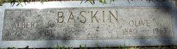 Albert Johnson Baskin