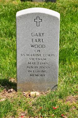 Gary Earl Wood