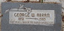 George William Abram