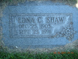 Edna Shaw