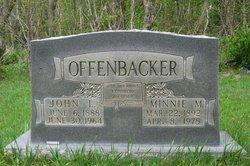 Minnie M. Offenbacker