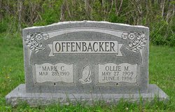 Ollie Mae <I>Meadows</I> Offenbacker