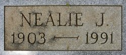 Nealie Jane <I>Cave</I> Breeden