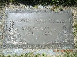 Abram Bird Chorn