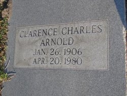Clarence Charles Arnold