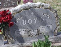 Forrest Reed Boyd