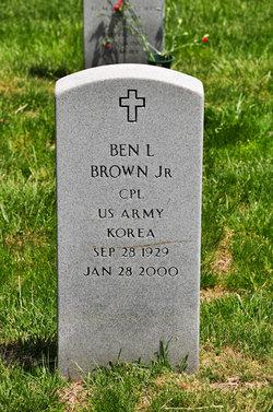 Corp Ben L. Brown, Jr