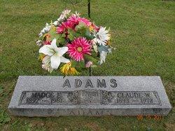 Madge Ellen Adams